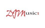 DJM Music Logo