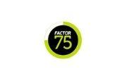 Factor75 logo