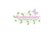 Embroidery Machine Design Logo