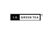 I.E. Green Tea logo