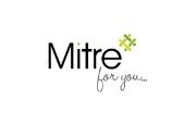 Mitre For Home logo