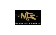 My Freedom Smokes logo