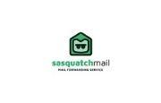 Sasquatch Mail logo