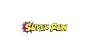 The Super Run logo
