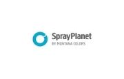 Spray Planet logo