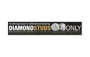 Diamond Studs Only Logo