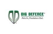 Dig Defence Logo