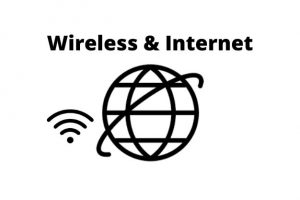 Wireless & Internet