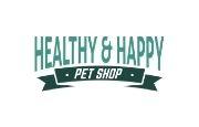 Healthy & Happy Pet Shop logo