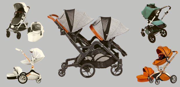 10 Best Rated Baby Strollers 2021 – Compare, Buy & Save
