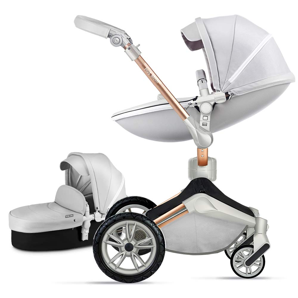 Hot Mom Baby Carriage