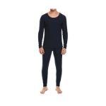 Ekouaer Men's Long Thermal Pajamas