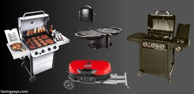20 Best Gas Grills Under 500 – Compare, Buy & Save