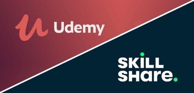 Skillshare VS Udemy