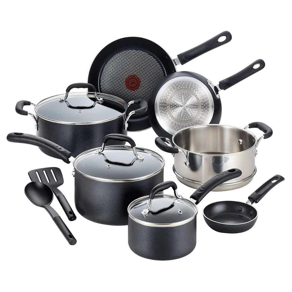 T-fal Professional Nonstick Dishwasher Safe Cookware