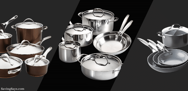 Best Cookware Sets For Induction