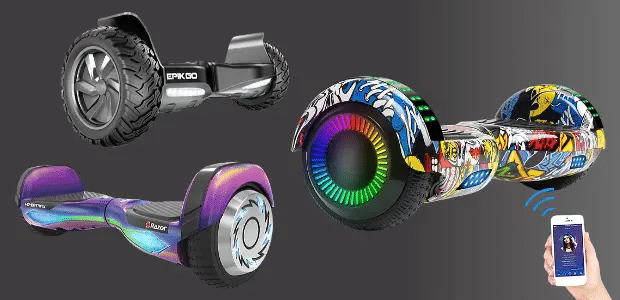 Best Hoverboards for 2021 (Reviews + Buying Guide)