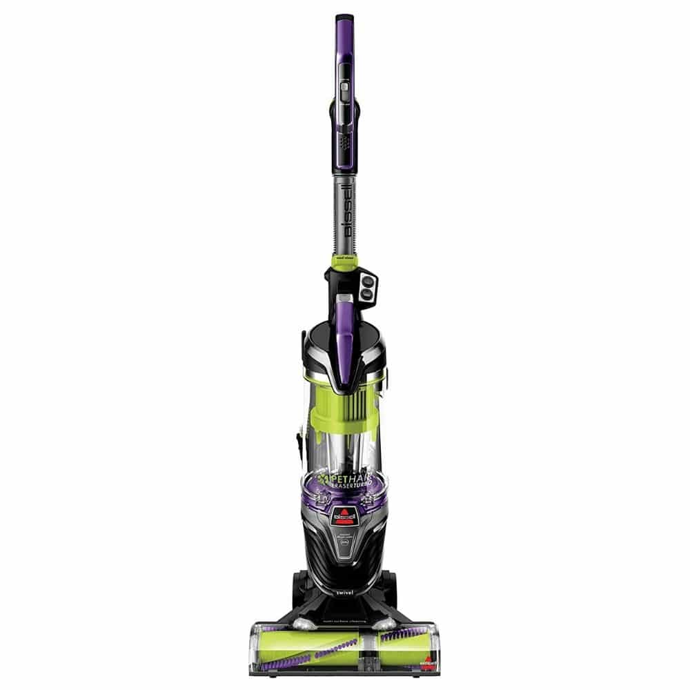 BISSELL Pet Hair Eraser Turbo Plus Lightweight Upright Vacuum Cleaner
