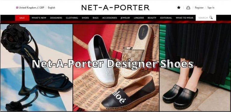 Net-A-Porter Designer Shoes