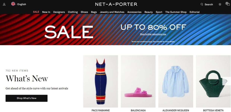 Net-A-Porter-review