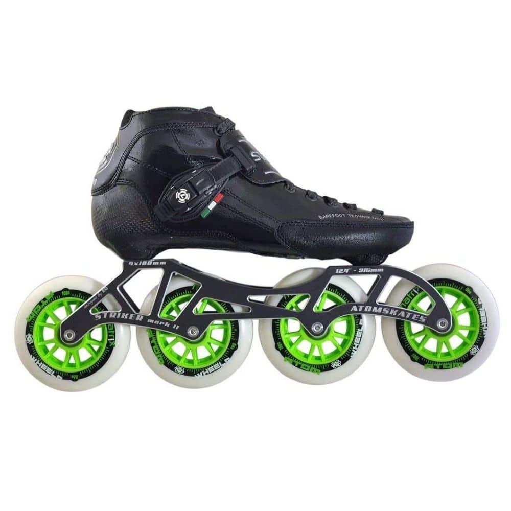 Atom Luigino Strut Inline Skate Package