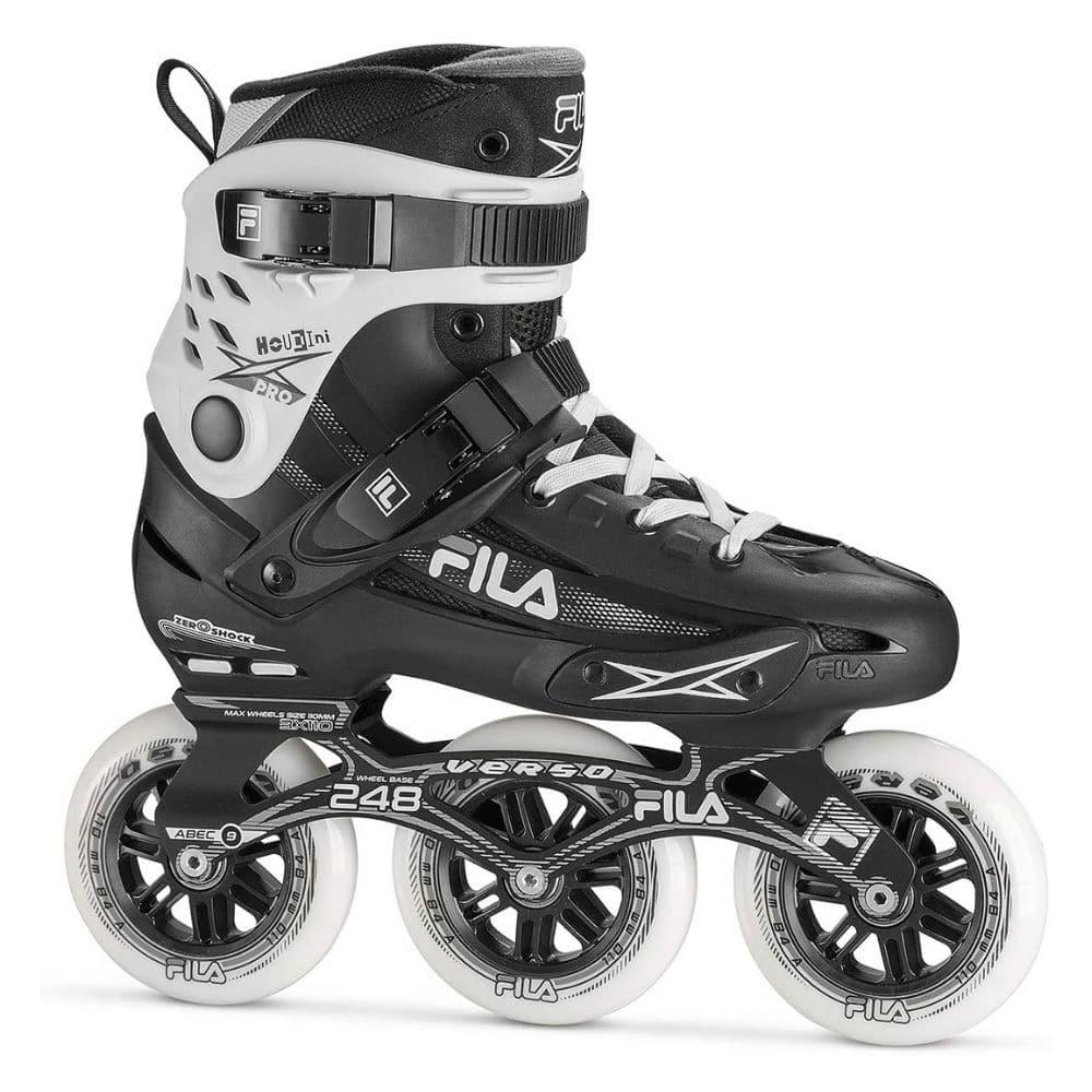 FILA Skates - Houdini Pro 110MM, Inline Skates for Men