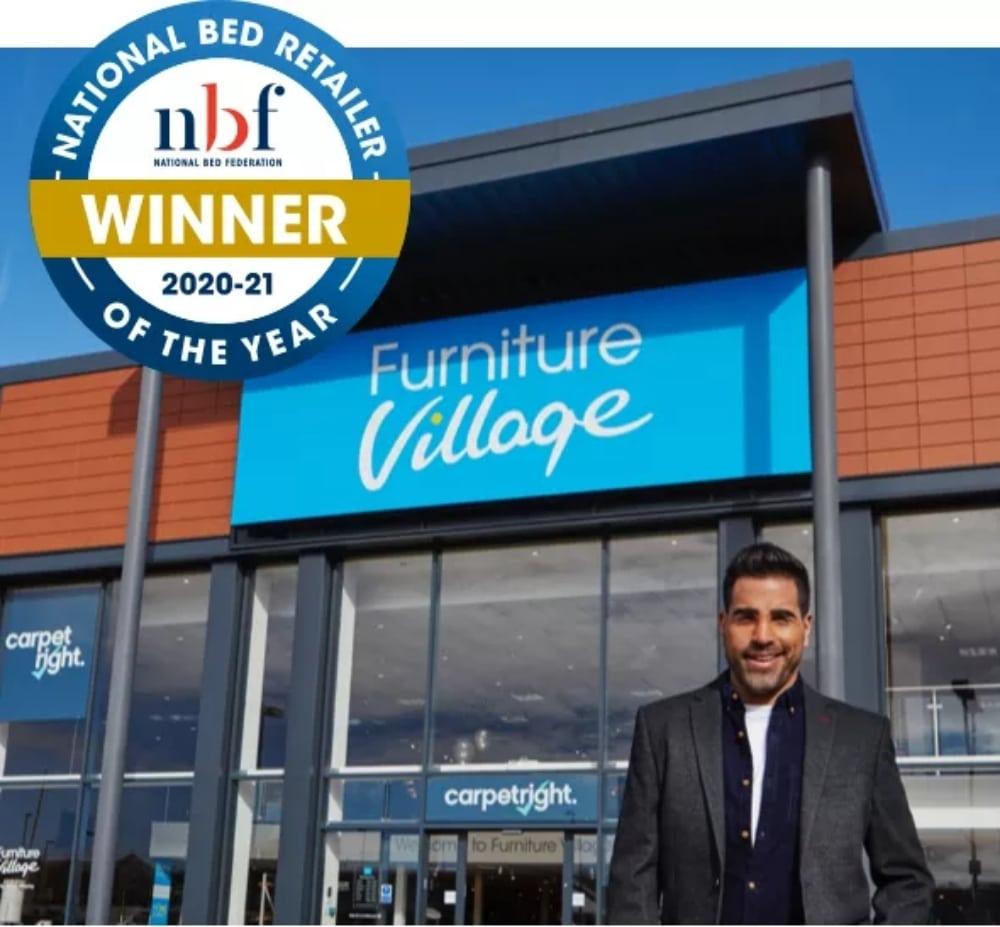National Bed Retailer Award