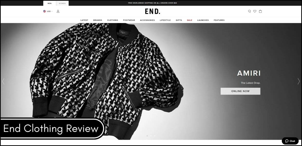 End Clothing Review